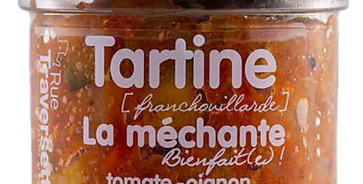 "Tartine - ""La méchante"" - 110 gr"