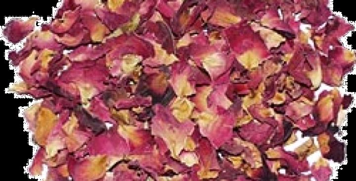 Pétales de roses - 15Gr