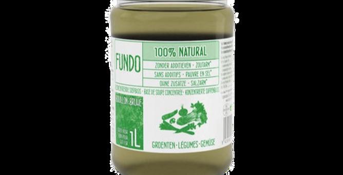 Bouillon concentré de Légumes - Fundo - 500ml