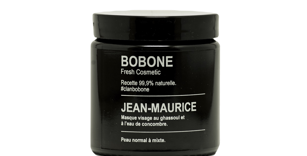 Masque Jean-Maurice  - Bobone - 120ml