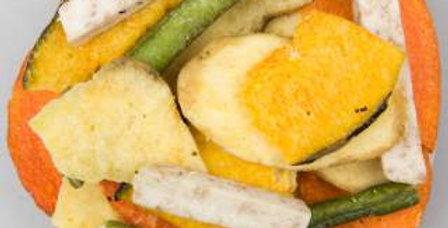 Légumes chips - 125 gr