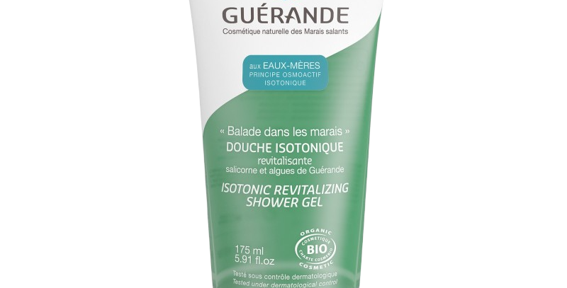 Douche Isotonique Revitalisante Gel Douche - Guerande - 175ml