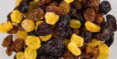 Raisins secs Mix - 200 gr
