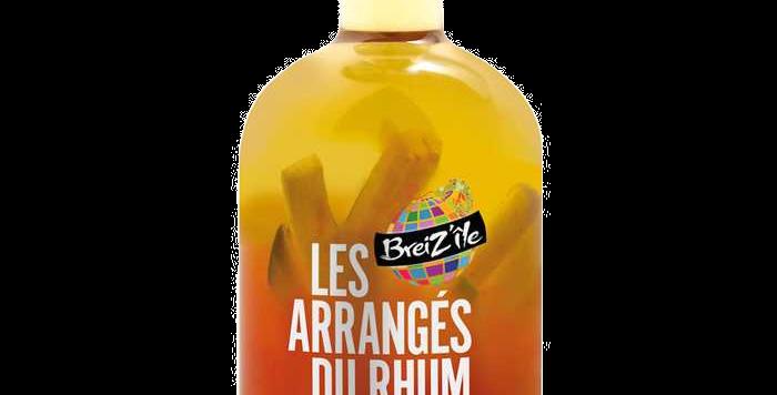Rhum Les Arrangés Mangue Ananas 28° 70cl