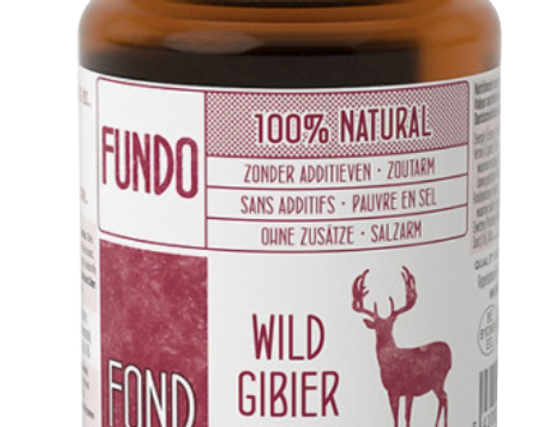 Fond de Gibier - Fundo - 200ml