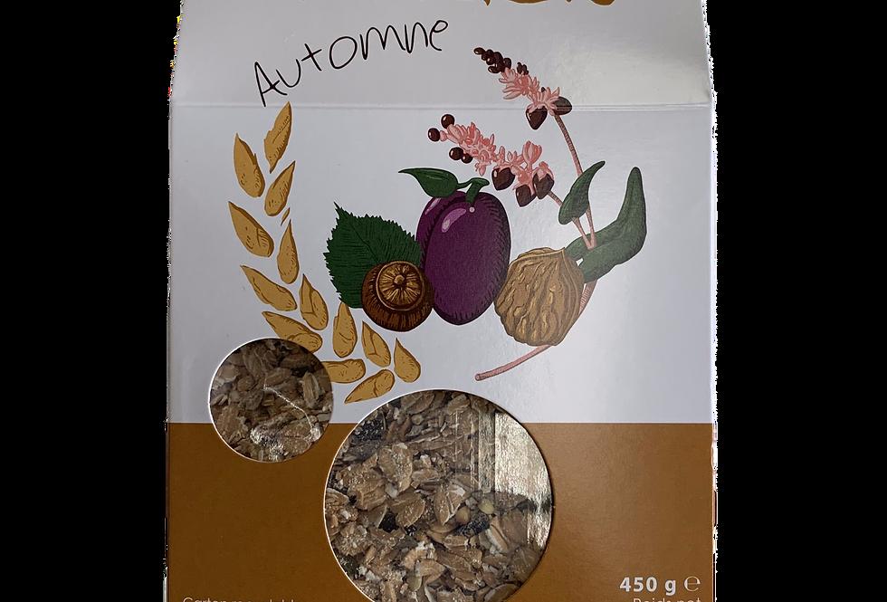 Muesli Bio Automne - Agribio - 450Gr