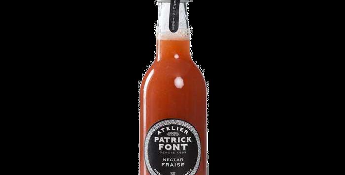 Patrick Font Nectar de fraise - 25 cl