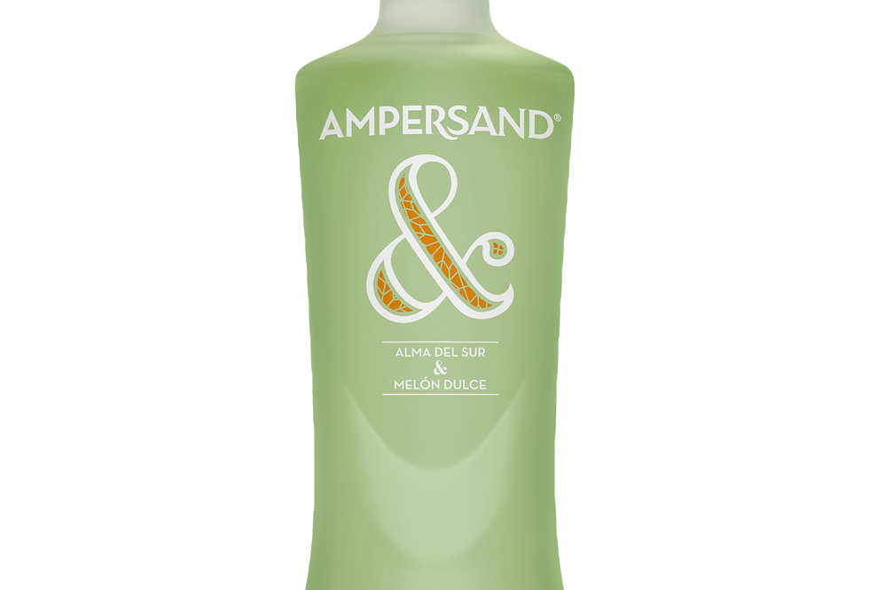 Gin Ampersand Melon 37,5° 70cl