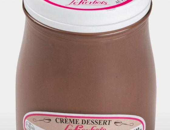 Crème au Chocolat Artisanale - 180 Gr