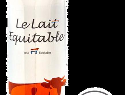 Lait UHT demi-écrémé 1,5 % M.G. - Thiry Molkerei - 1L