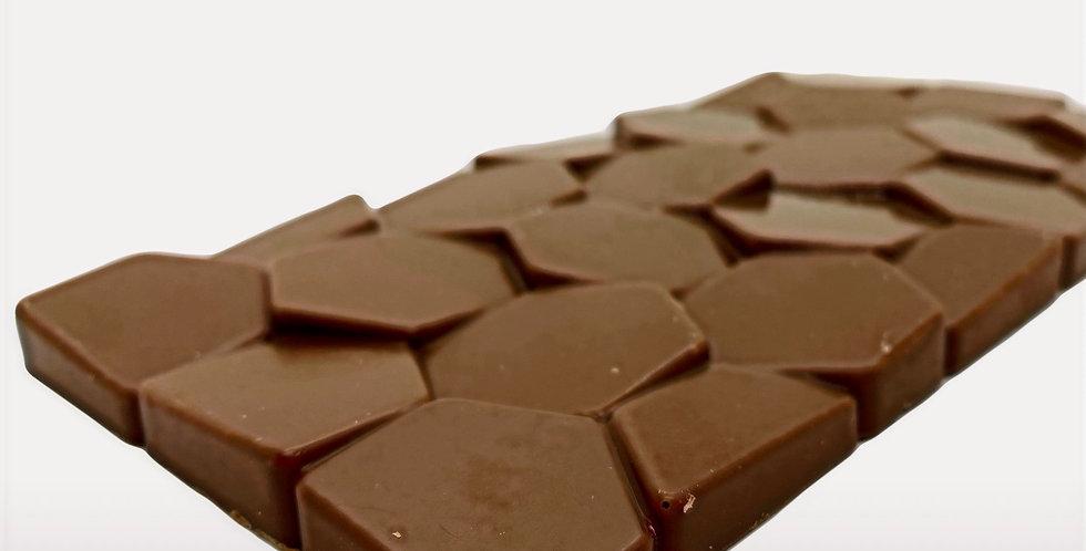 Tablette chocolat au lait 40% 100 gr - Artisanat Certifié