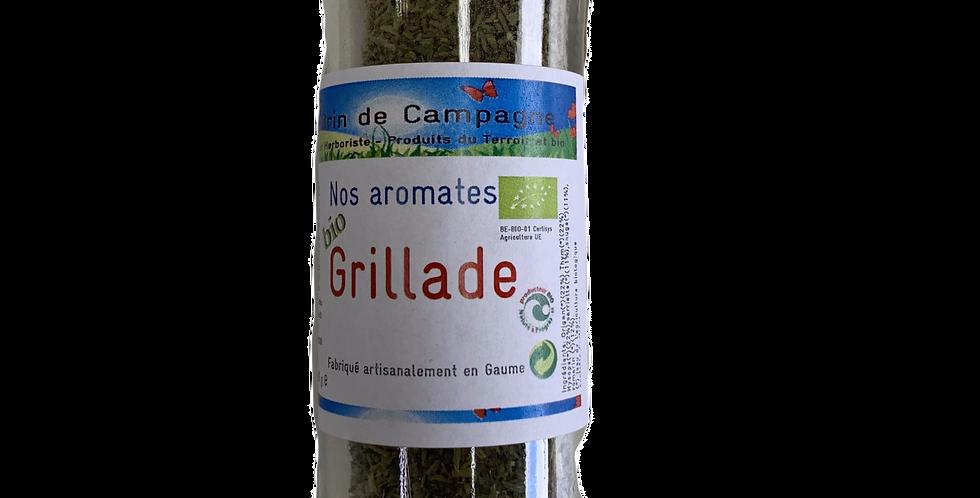 Mélange Grillade BIO - Un brin de Campagne - 20 gr