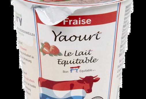 Yaourt entier Fraise - Thiry Molkerei - 150Gr