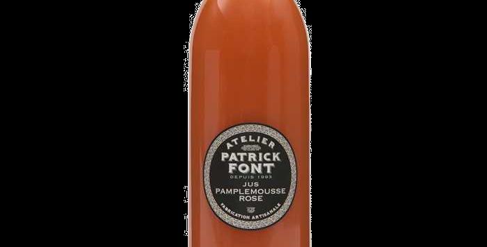 Patrick Font Jus Pamplemousse rose - 1 Litre