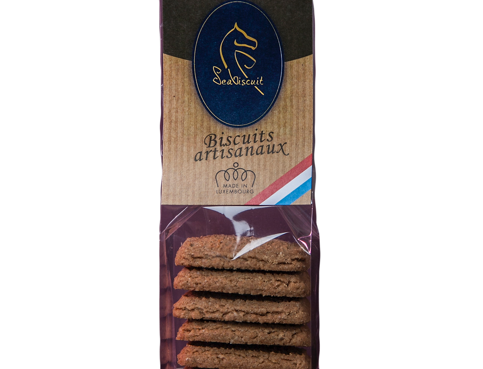 "Biscuits ""Cannelle"" - SeaBiscuit - 120Gr"