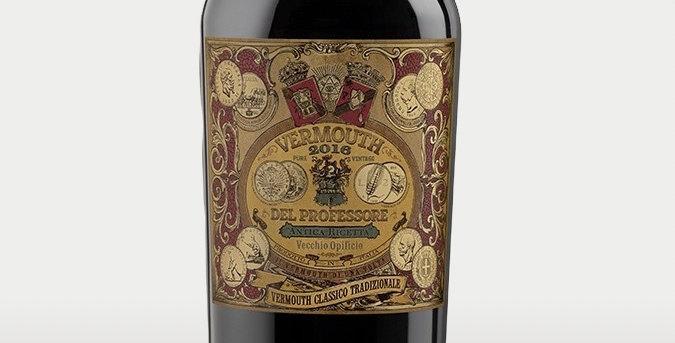 Del Professore Vermouth Classico Trad. 18° 75cl