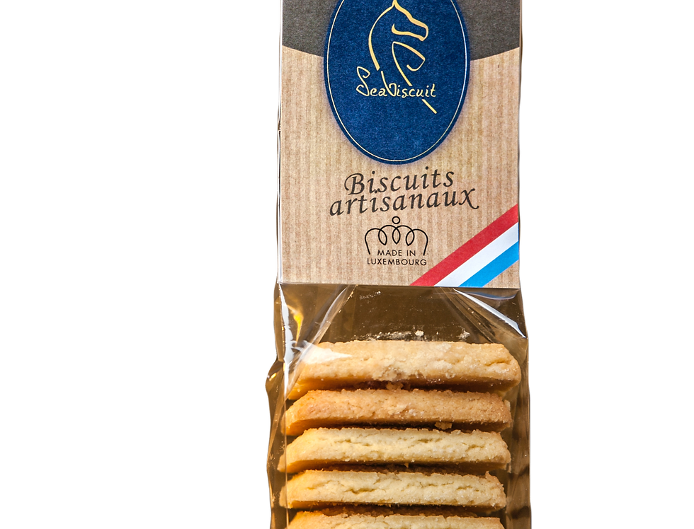 "Biscuits ""Nature"" - SeaBiscuit - 120Gr"