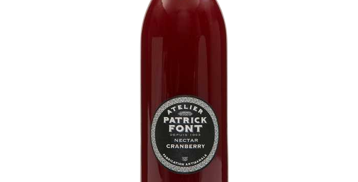 Patrick Font Nectar Cranberry - 1 Litre