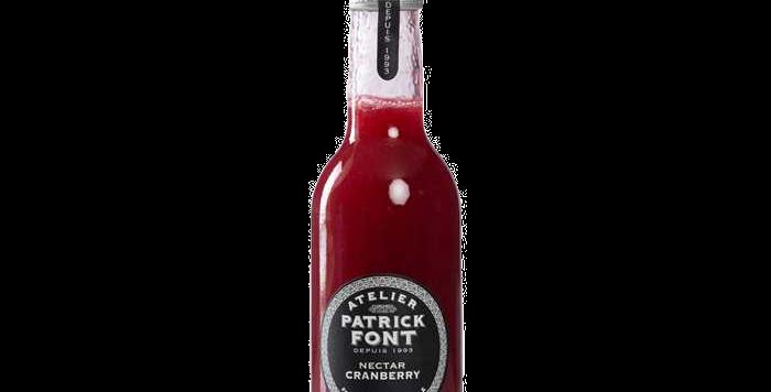 Patrick Font Nectar Cranberry - 25 cl