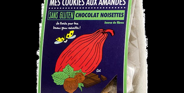 Biscuit DAO - Aux amandes choco noisettes - 90 gr