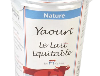 Yaourt entier Nature - Thiry Molkerei - 500Gr