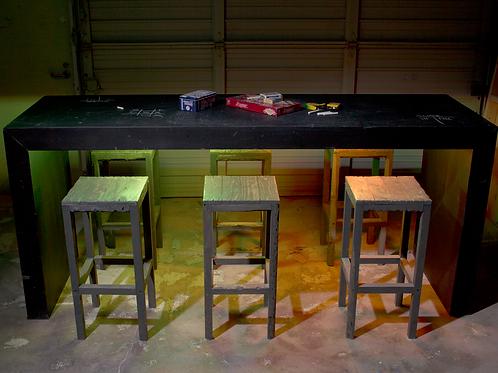 Chalkboard Communal Table