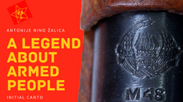 A LEGEND ABOUT ARMED PEOPLE