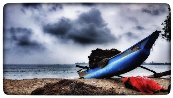 Sri lanka shore