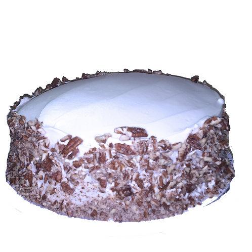 Babette's Luscious Carrot Cake (vegan)