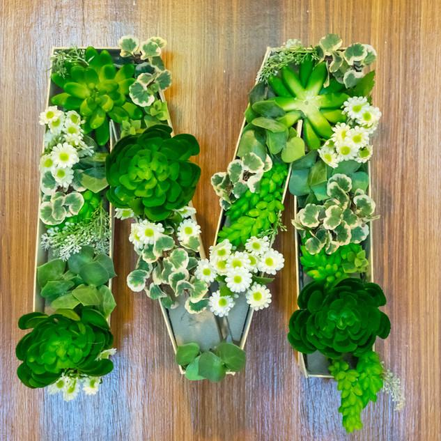 Green Letters