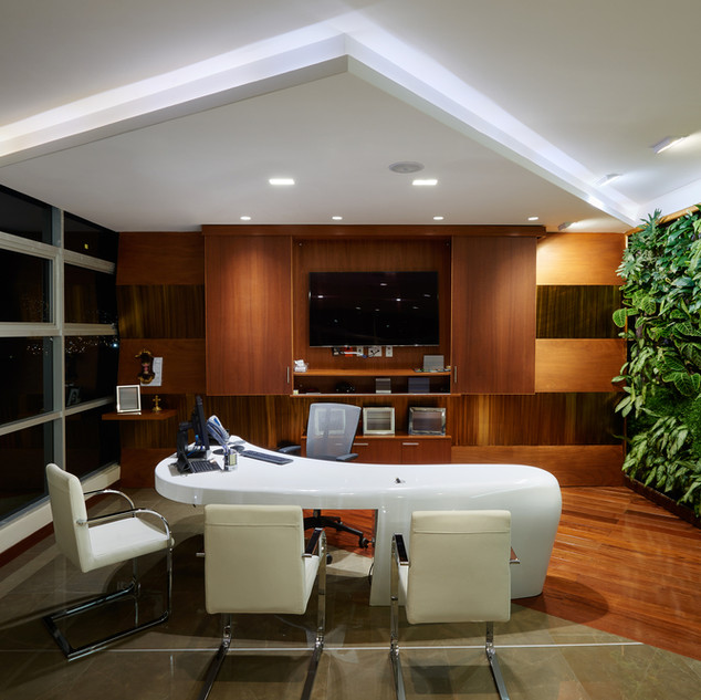 Office Greens
