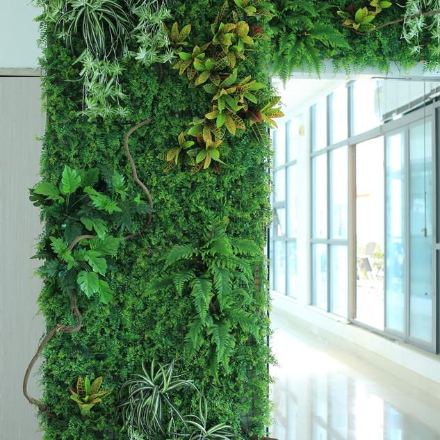 Green Columns