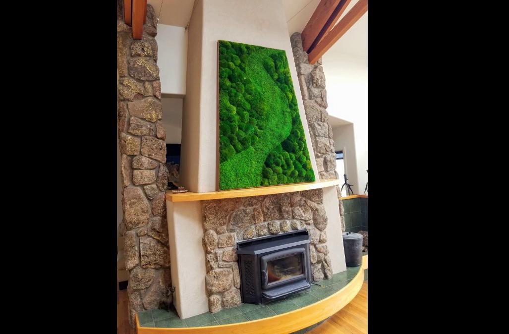 Custom Moss Walls