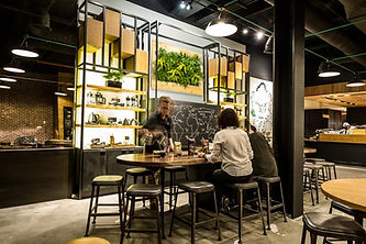 Living Picture Wall Art in Retail or Restaurant Businesses.