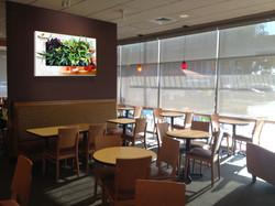 Gardening On Walls In Restaurants!