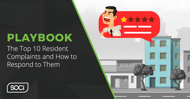 The Top 10 Resident Complaints Playbook