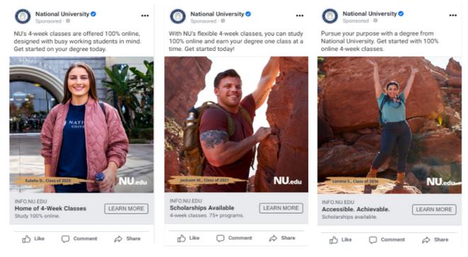 Paid Facebook Ads