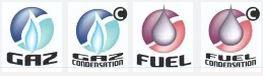 Notre gamme de conduits concentriques (ventouse) est adaptée aux chaudières fuel et gaz à condensation ainsi qu'aux chaudières fuel standard et à condensation.