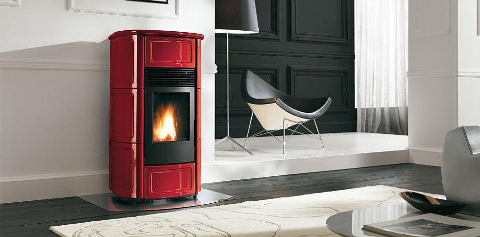 les po les pellet silencieux po le granul. Black Bedroom Furniture Sets. Home Design Ideas
