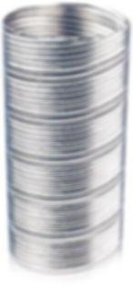 tubage flexible, tubage simple peau, tubage pour chaudière, flexible de conduit de fumée, flexible de conduit de cheminée