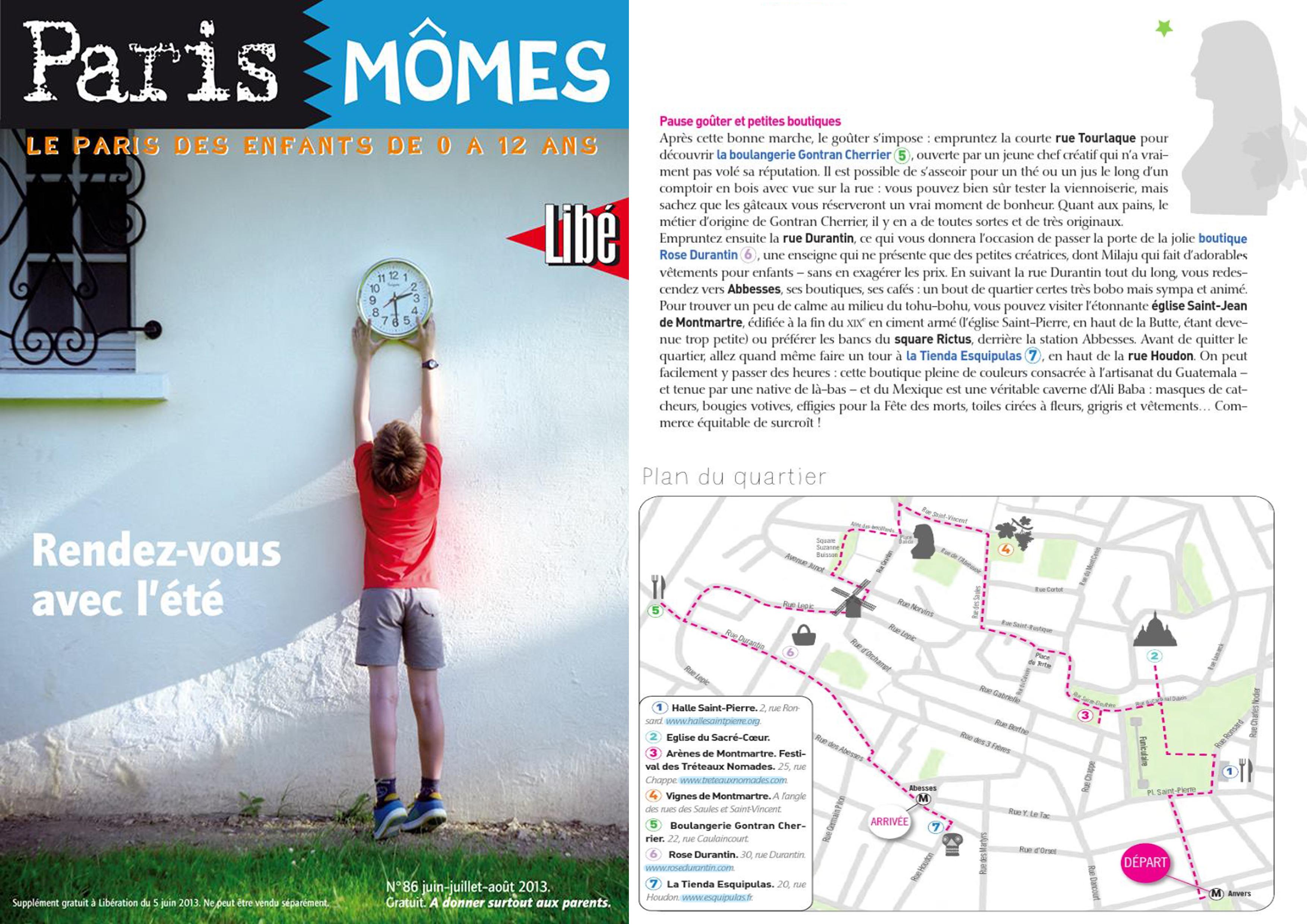 Paris Mômes été 2013