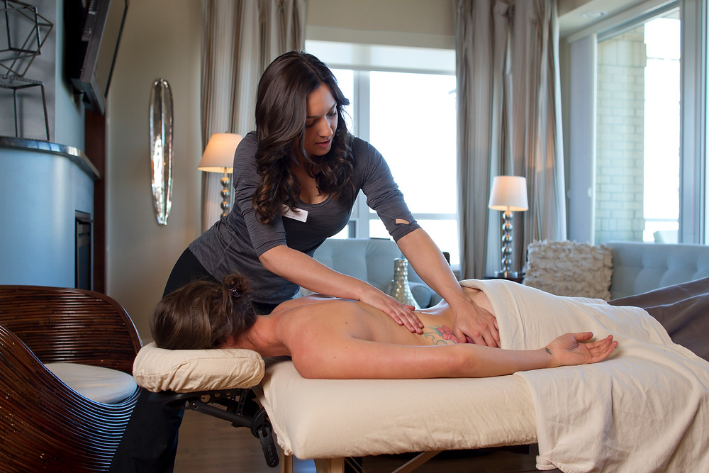 In-Home Massage, Deep Tissue Massage, Best Massage Asheville
