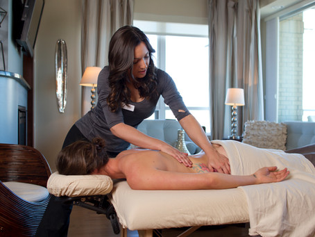 The In-Home Massage Experience