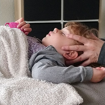 Kranio-Sakral Terapi barn