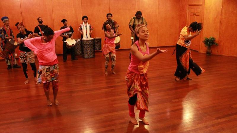 Ni Dembaya African Dance & Drum Ensemble