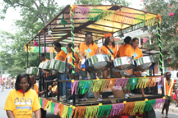 Panquility Steel Drum Band