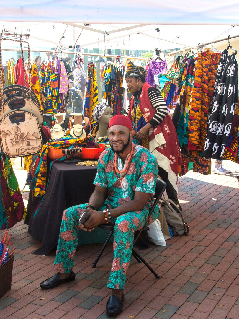 Arts & Crafts Vendor