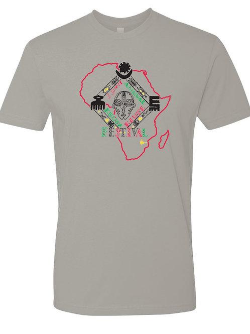 2018 Festival T-Shirt (Grey)