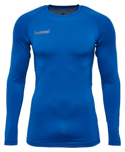 hummel FIRST PERFORMANCE LS JERSEY BLUE ICE