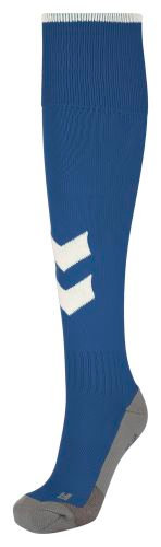 FUNDAMENTAL SOCCER SOCK BLUE/WHT ICE